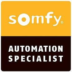 Somfy Automation for Window Blinds